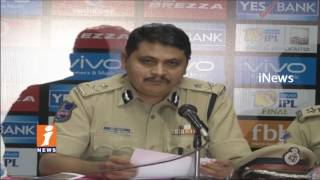 High security Arranged For IPL match On May 21st In Hyderabad | iNews