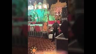 Promo    Bhajan by Great Singer Krishna ji & Live Painting show by Nandlal Ahi
