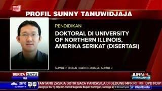 Profil Singkat Sunny Tanuwidjaja
