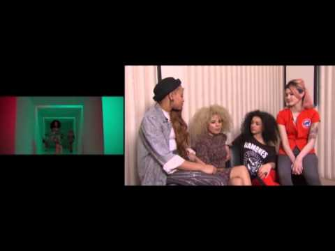 Girl Group Neon Jungle Are Trouble News Video