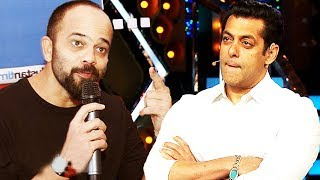 Rohit Shetty OPENS On Working With Salman Khan In Action Film