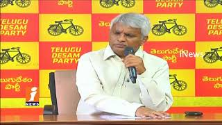 TDP Ravula Chandrasekhar Reddy Comments On TRS Govt Over Farmers ends life In TS   iNews