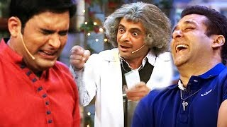 Kapil Sharma's Episode DROPPED For Salman's Super Night With Tubelight
