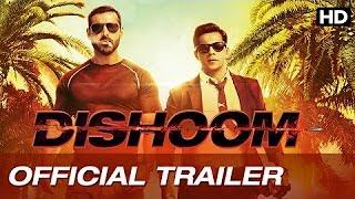 Dishoom Official Trailer | John Abraham, Jacqueline Fernandez, Varun Dhawan