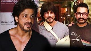 Shahrukh Khan OPENS On Doing A Film With Aamir Khan Next