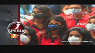 Pollution Causes Increases In Telugu States   Polluted By Heavy Industries   iNews