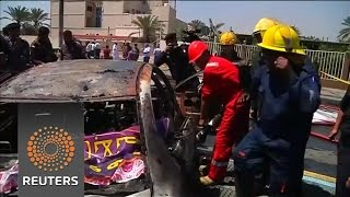 About 25 killed in Iraq suicide attacks - News Video