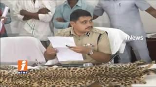SOT Police Arrest Animal Hunter Gangs In Adilabad   iNews