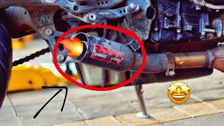 Triumph Street Triple Repairs - Update MotoVlog