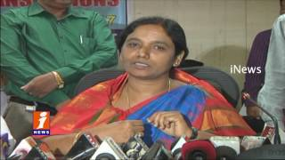 Paritala Sunitha Participated in Statewide Workshop On Digital Transactions | Vijaywada | iNews