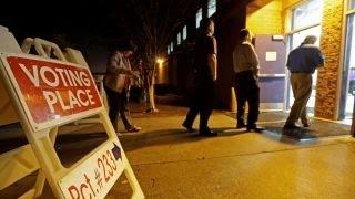 Voters hit the polls in Illinois