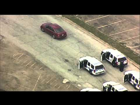 Raw- Man Fatally Shot During Police Standoff News Video