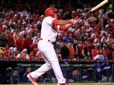 Cardinals Take 2-1 Series Lead Over Dodgers News Video