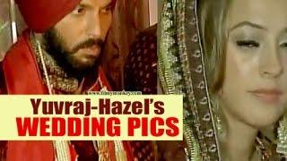Yuvraj Singh And Hazel Keech Get MARRIED at Fatehgarh Sahib