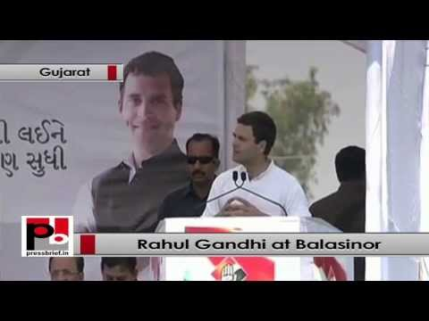 Rahul Gandhi - BJP had opposed the Amul co-operative movement