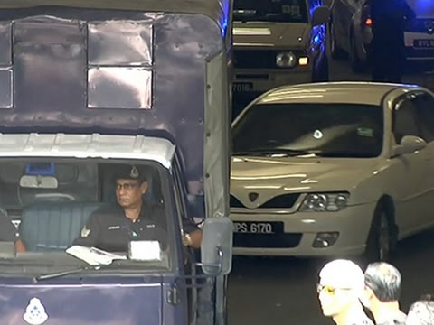 Malaysian Opposition Leader Going to Prison News Video
