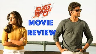 Ninnu Kori Movie Review || Nani, Nivetha Thomas, Aadi || Mirchi9