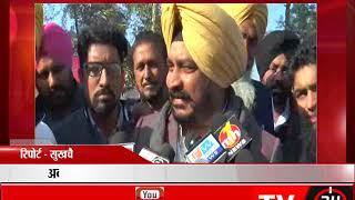 नाभा - साधू सिंह ने लगाये सुखबीर बादल पर भेदभाव के आरोप - tv24