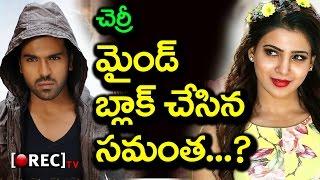 Samantha Shocking remuneration for Ram charan and Sukumar movie