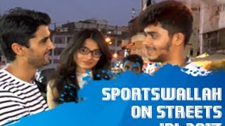 Mumbaikars On Their Favourite IPL Team | Sportswallah on Streets