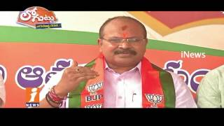 TDP MP Kesineni Nani Comments On BJP | TDP BJP Alliance Issues | Loguttu | iNews