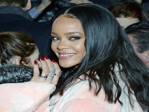 Rihanna Hits Fendi Store Opening in NYC News Video