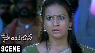 Arjun Saves Pooja Gandhi - Action Scene - Jai Sambhasiva Movie Scenes
