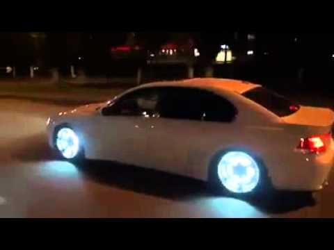 Amazing ODCar Light Effect Nice Car