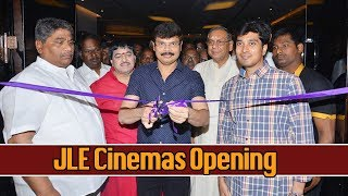 JLE CINEMAS Opening By Boyapati Srinu At Guntur || Bhavani HD Movies