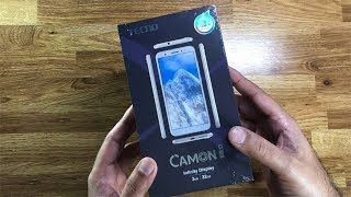 Unboxing the Tecno 'Camon i' | ETPanache