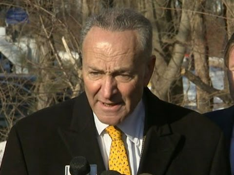 Schumer- Train Car Looked Like 'a Coffin' News Video