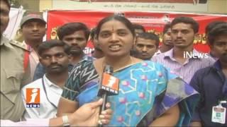 Anantapur Mayor Swaroopa Distribute Books in Govt School | INews