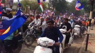 Congress Rally in Naranpura