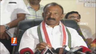 Raghuveera Reddy Comments on TDP Plans to make Changes in Ministers | iNews