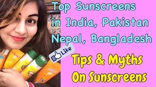 Best Sunscreen for Indian, Pakistan, Asian Skin | Review + Buying Tips | JSuper Kaur