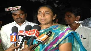 SI Harassment On Gram Panchayat Lady President At Gharshakurthi | Be Careful | iNews