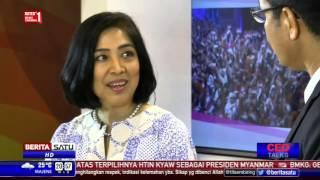 CEO Talks: 25 Tahun Tupperware di Indonesia # 4