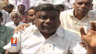 Nizamabad Farmers stages Dharna at Highway | iNews