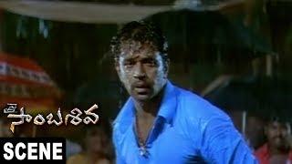 Sai Kumar's Goons Beat Up Arjun- Jai Sambhasiva Movie Scenes