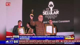 Bolt! Raih Most Favorite 4G Provider di Selular Award 2016