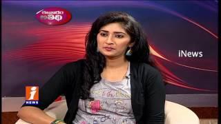Telugu Actress Punarnavi Bhupalam exclusive interview| Pittagoda  | Eevaram Athidi | iNews