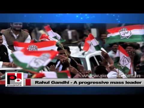Rahul Gandhi- A new dimension of Indian politics