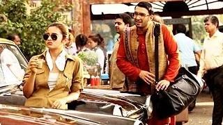 First Look : Alia Bhatt, Ranveer Singh Share Screen Together