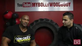 PRO SERIES- How to GAIN WEIGHT, an INTERVIEW with Fred BIGGIE Smalls!