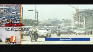 Air Pollution Dramatically Increased In Hyderabad City | Pollution Board Ignores | iNews