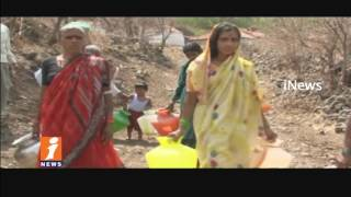 Villagers Suffering With Lack Of Drinking Water in Medak District  | iNews