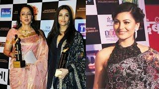 Dadasaheb Phalke Awards 2017 | FULL HD Video | Aishwarya Rai, Urvashi Rautela, Hema Malini