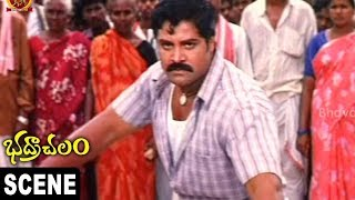Sri Hari Action Scene & Fight Scene || Bhadrachalam Scene
