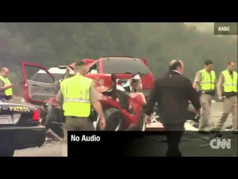 California wrong way driver fatal crash News Video