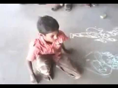 Awesome Paint Artist - This Kid deserved to go places - Best Funny Video
